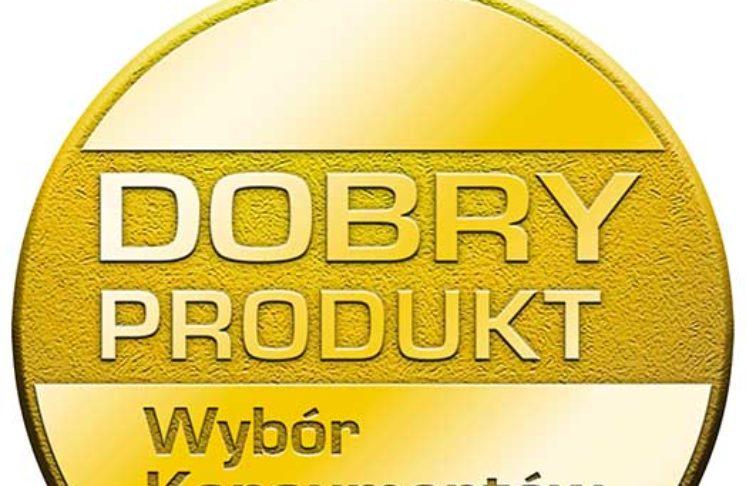 Dobry produkt 2016 – Wybór Konsumentów
