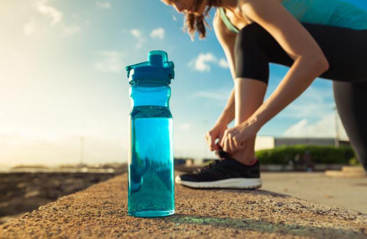 Co pić podczas treningu?