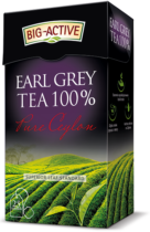 Big Active Earl Grey Tea